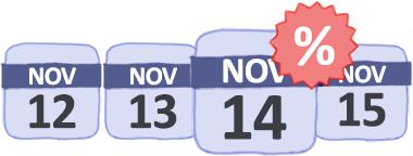 Close offers and cheap flights calendar